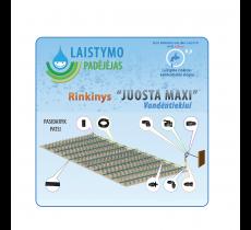 """Šiltnamio laistymo sistema """"Juosta Maxi"""" vandentiekiui"""