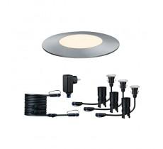 Plug & Shine  įleidžiamas šviestuvų mini komplektas 3x2.5W