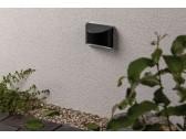 Sieninis Elliot šviestuvas su saulės baterija