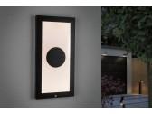 Sieninis šviestuvas Taija su judesio davikliu ir saulės baterija