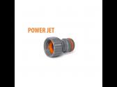 """Greitas sujungimas White Line Power Jet GSI x ¾"""" vid. sr."""