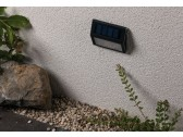 Sieninis lauko šviestuvas Dayton su saulės baterija