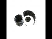 Drain-Pot aeracinis, plastikinis vazonas 50 cm