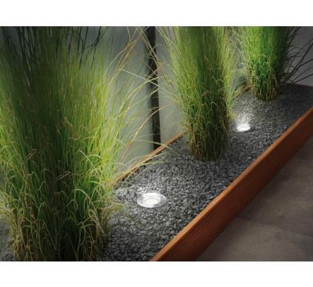 Plug & Shine įleidžiamas spalvotai šviečiantis šviestuvas