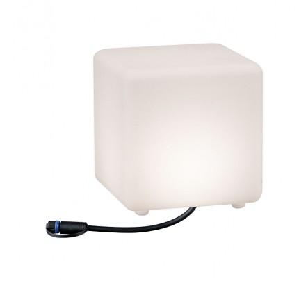 Šviesos objektas – kubas, 20 cm