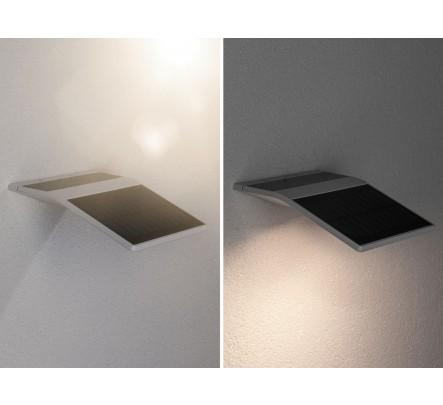 Sieninis Yoko šviestuvas su judesio davikliu ir saulės baterija