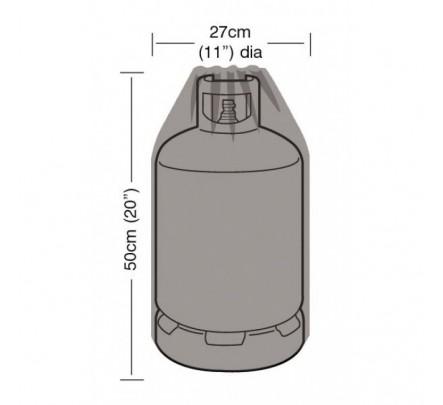 7kg dujų baliono dangalas