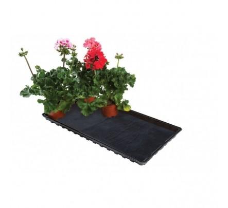 Dėklas su augalų drėkinimo audiniu