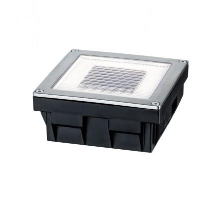 Įleidžiamas šviestuvas su saulės baterija