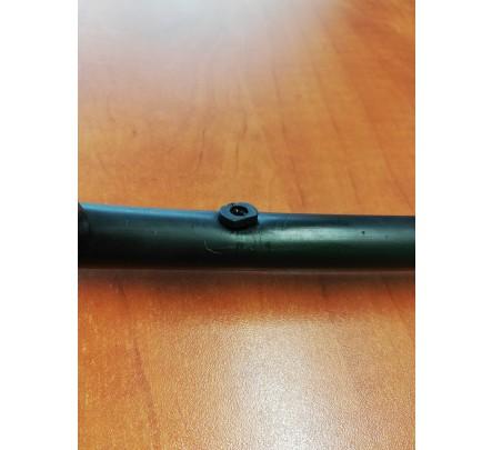 Kamštukas LDPE vamzdžiui 4mm, 500 vnt.