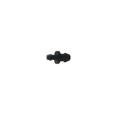 Kamštukas LDPE vamzdžiui 3mm-7mm 100vnt.