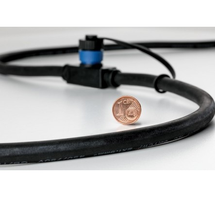 Pike Plug & Shine šviestuvas su smeige 3.5W (3000K)