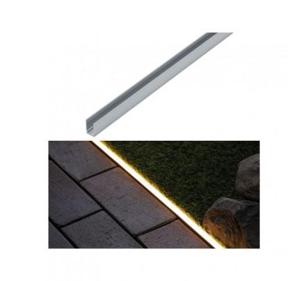 Plug & Shine aliumininis profilis (1m)