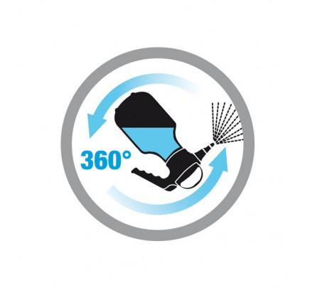 Rankinis purkštuvas 360º, 2L