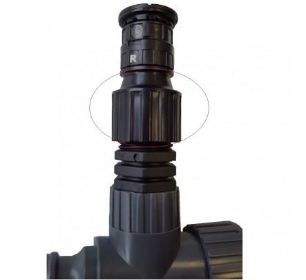 Antgalių (purkštukų) adapteris