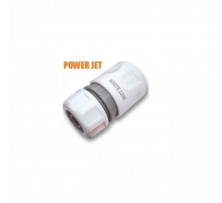 """Sujungimas  Power Jet GSV x 19mm (¾"""") laistymo žarna"""