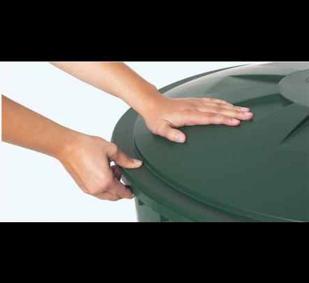 Plastikinė talpa vandeniui 210 l
