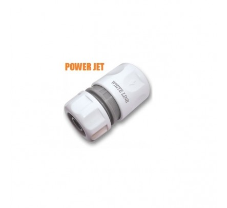 """Sujungimas White Line Power Jet GSV x 1""""(25mm) laistymo žarna"""