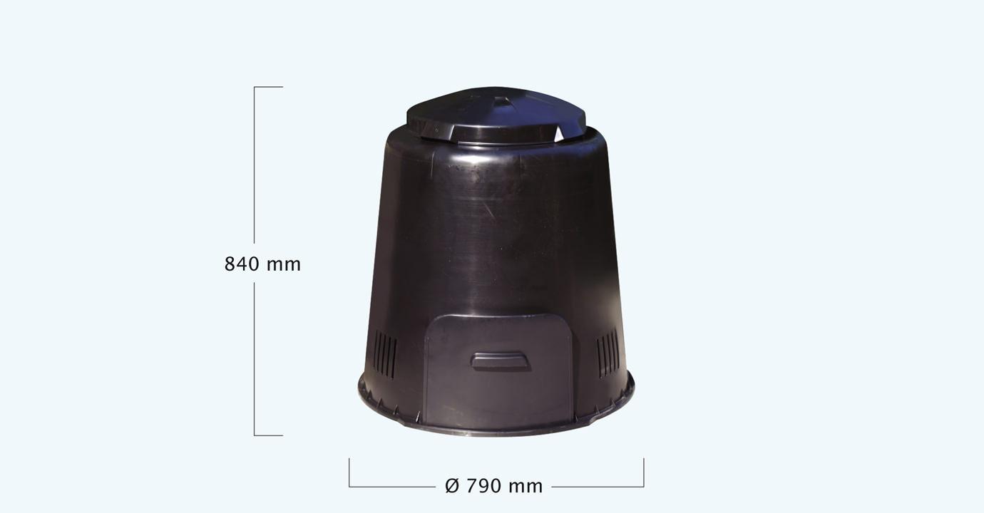 Komposto dėžė ECO 280L
