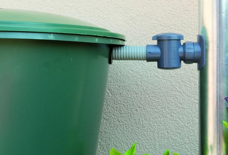 lietaus vandens surinkimas